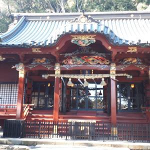 熱海の伊豆山神社に行ってきました。