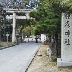 藤森神社へ行きました
