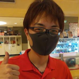 8/31 新球クルーズファイアーレッドと渡邉航明プロレッスン