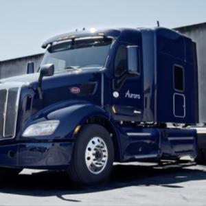 Amazon支援の自動運転トラック開発 テキサス進出