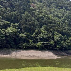 灼熱の東古屋湖 1匹は100匹です!