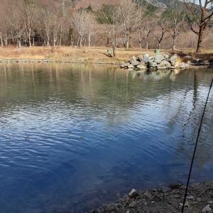 蛇尾川フィッシングパーク 景観と釣りを楽しみたければここ!