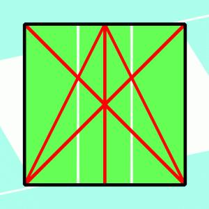 【クリスタならでは!】パース面や線を等分割する作業で使える機能!!