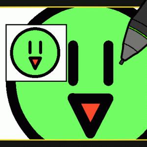 クリスタで作業キャンバスを2画面にする方法!-意外と知らないクリスタ機能-
