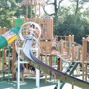 【愛知】遊具がたくさんある!子どもが喜ぶおすすめの公園(大型遊具&アスレチックetc.)