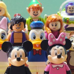 【随時更新】ディズニー系レゴ新製品情報まとめ:ディズニープリンセス~マーベル スーパー・ヒーローズ