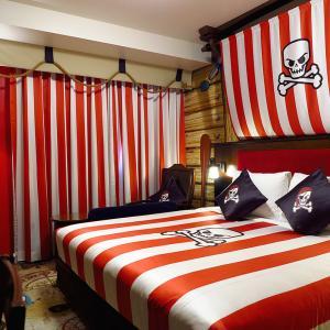 レゴランドホテル「パイレーツ・プレミアム」に宿泊してきました!