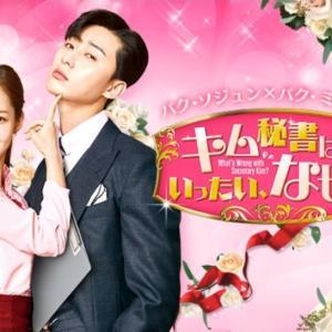 韓国ドラマ「キム秘書はいったい、なぜ?」日本語字幕のネタバレ感想と口コミは?
