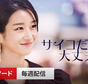 韓流ドラマ「サイコだけど大丈夫」の劇中歌やOST(サントラ)が話題!?気になる歌詞は?