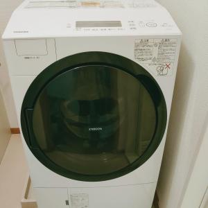 【ドラム式洗濯乾燥機を買ってみた】ミニマリストでも買うべき5つの理由