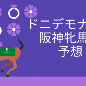 阪神牝馬S予想2021(最終予想更新済)