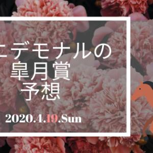 皐月賞予想2021(最終予想更新済)