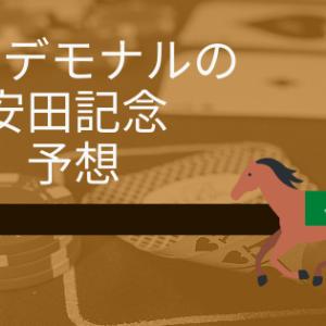 安田予想2021(最終予想更新済)