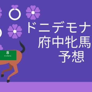 府中牝馬S予想2020(最終予想更新済)
