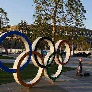 オリンピック・パラリンピック延期