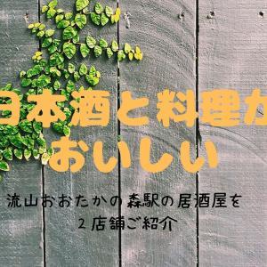 【日本酒と料理がおいしい】流山おおたかの森駅の居酒屋を2店舗ご紹介