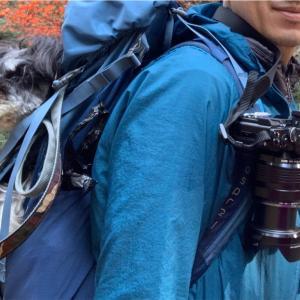 犬連れカメラのお出かけにPeakDesign「Capture v3」が便利な件