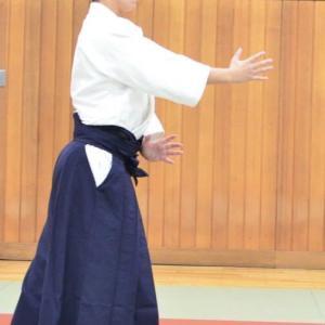 塩田剛三の合気道の構え(目付について)【すべては宮本武蔵が知っていた】