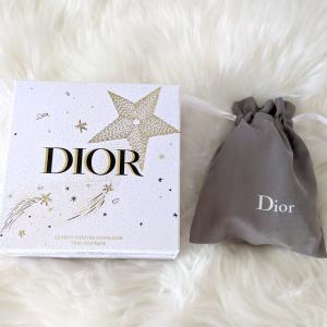 可愛すぎるDiorのクリスマスコフレ