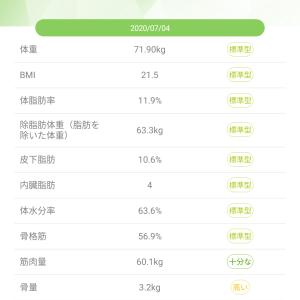 ダイエット12週間経過 タンパク質単価を比較