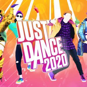 Switch『ジャストダンス2020』の収録曲リストと難易度