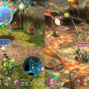 Switch『ピクミン3 デラックス』おすそわけプレイ対応にて発売