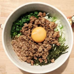 夏に食べたい、なぜか発祥は名古屋の「台湾風まぜそば」