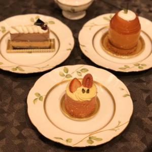 【大阪新阪急ホテル】日本紅茶協会認定の『おいしい紅茶の店』の素敵なスイーツ♡