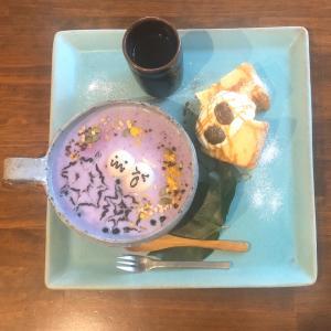 【大阪・枚方】『cafe zakka gallery FLAG』の可愛いハロウィンスイーツ♪