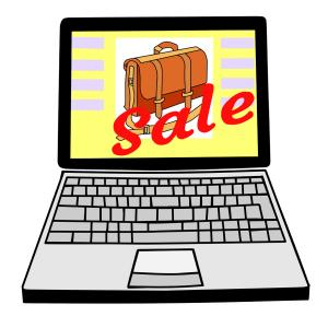 How to make an online shop for free.