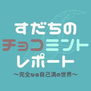 すだちのチョコミントレポート【赤城乳業 チョコミント】