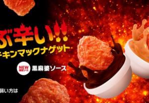 【マクドナルド】スパイシーチキンナゲット【食レポ】