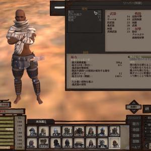【Kenshiプレイ日記】63日目:リーバーの奴隷