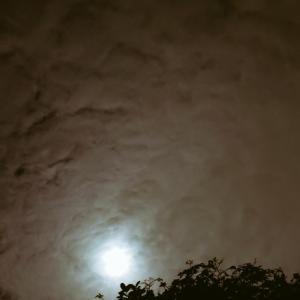 満月の夜~中秋の名月2021