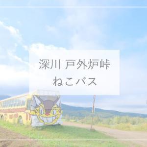 トトロのねこバスに会える!北海道 深川の戸外炉峠
