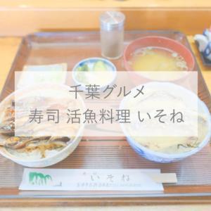 【千葉グルメ】穴子好き必見!寿司 活魚料理 いそねの穴子丼(はかりめ丼)