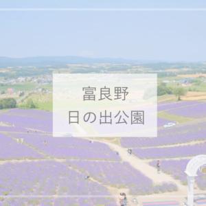 【富良野観光】日の出公園のラベンダー畑