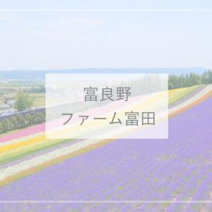 【富良野観光】ラベンダー満開!ファーム富田
