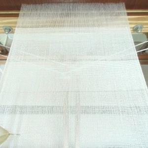 織っています。