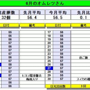 こちヒメ2021 【6月まとめ】