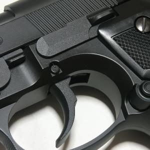 東京マルイ ガスブローバック M92F ミリタリーモデル(其の二)