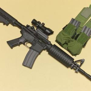 東京マルイ ガスブローバック マシンガン M4A1 カービン(其の五)