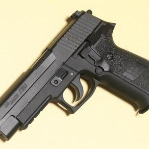 東京マルイ シグ ザウエル P226レイルをプチメイクアップしました。(其の六)