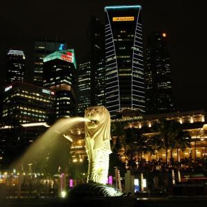 憧憬のシンガポール・ナイト(その1)