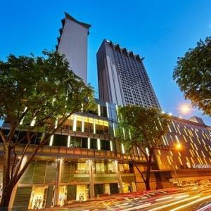 よるのたび シンガポールナイト(1)シンガポールの夜