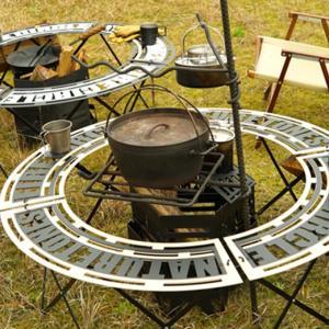 2ndロット予約販売開始!人気囲炉裏テーブル「オクタゴンサークル」