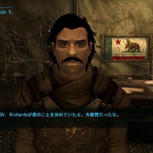 Fallout NewVegas ; Restoring Hope