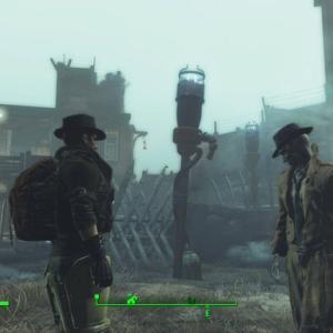 Fallout4~人助けのために島を巡る