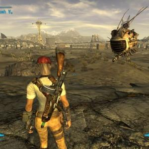 Fallout NewVegas ; I Forgot to Remember to Forget