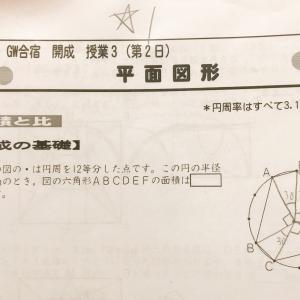 【四谷大塚】GW合宿に参加した方がよい?